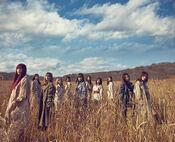E-girls - Kitakaze to Taiyou promo
