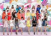 E-girls - EG TIME promo original