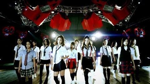 E-girls - Seifuku Dance ~Kurukuru~