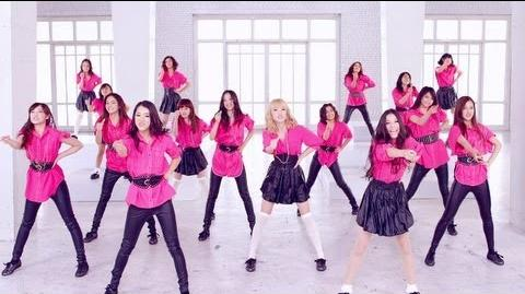 E-Girls - Follow Me (Video Clip - Short ver.)
