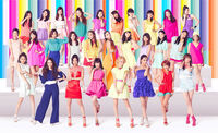 E-girls - Colorful Pop promotional