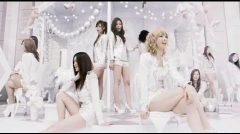 E-Girls - One Two Three (Video Clip - Short ver.)