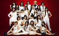 E-Girls - Celebration promo
