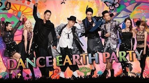 "DANCE EARTH PARTY - ""PEACE SUNSHINE"" SPOT"