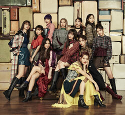 E-girls - Perfect World promo