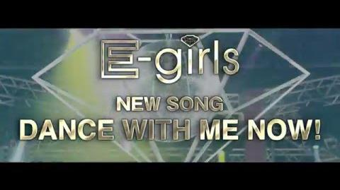 (Teaser movie) E-girls - DANCE WITH ME NOW!