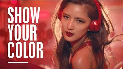 Show Your Color featuring SHUUKA from E-girls