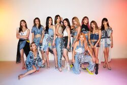 E-girls - Cinderella Fit promo