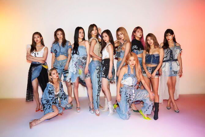 E-girls - Cinderella Fit promo