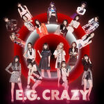 E-girls - EG CRAZY 2CD