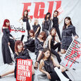 E-girls - EG11 2CD cover