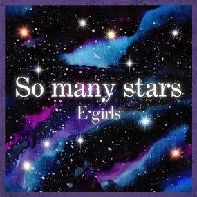 E-girls - So many stars cover