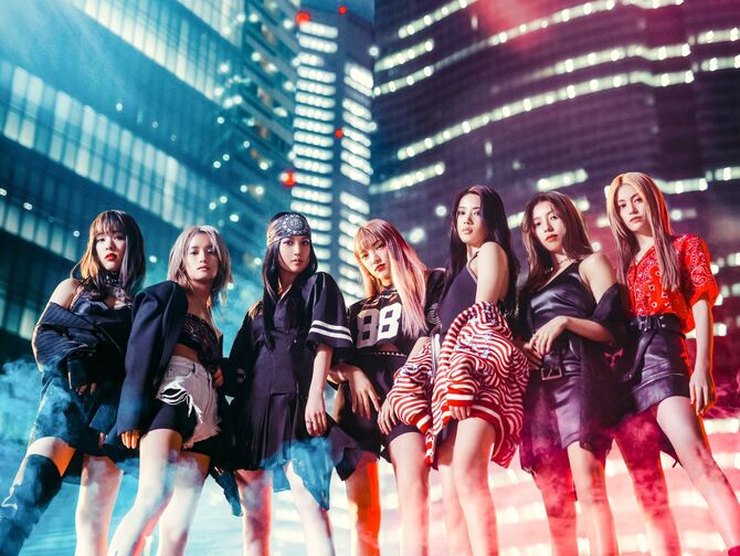 Happiness - POWER GIRLS promo 2