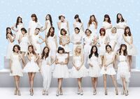 E-girls - Mr Snowman promo 2