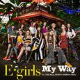E-girls - My Way cover