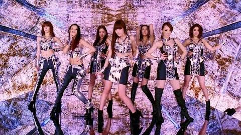 E-girls - RYDEEN ~Dance All Night~ (Music Video)