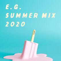E-girls - E.G. SUMMER MIX 2020 cover
