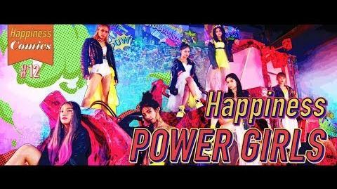 Happiness - POWER GIRLS