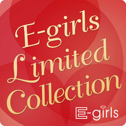 E-girls - Limited Collection cover
