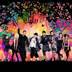 Dance Earth Party - Peace Sunshine promo