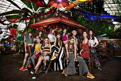 E-girls - My Way promo
