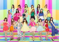 E-girls - E.G. summer RIDER promo