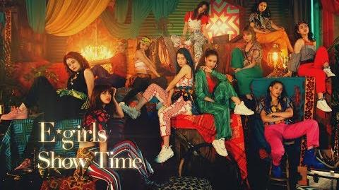 E-girls - Show Time