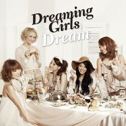 Dream - Dreaming Girls alternative cover