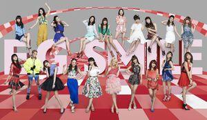 E-girls - EG SMILE promo