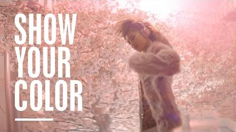 Show Your Color featuring KAREN from E-girls