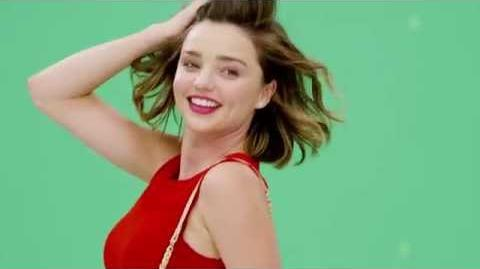2016 Autumn Samantha Thavasa Miranda Kerr NEW TVCM Dakishimete♡ Making Video