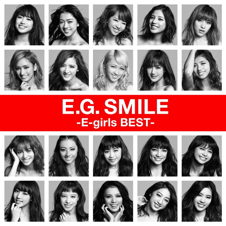 E G  SMILE -E-girls BEST- | E G family Wiki | FANDOM powered by Wikia