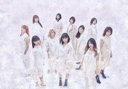 E-girls - Aishiteru to Itte Yokatta promo