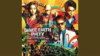 DANCE EARTH PARTY - PEACE SUNSHINE (Acoustic Version)