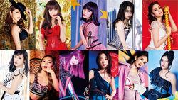 E-girls - Love Queen promo