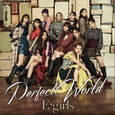 E-girls - Perfect World cover