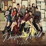 E-girls - Perfect World cover