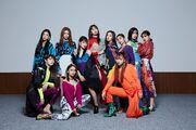E-girls - Bessekai promo 2