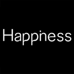 Happiness logo 3