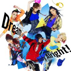Dream - Ev'rybody Alright CD Only cover