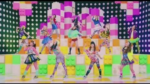 E-girls - CANDY SMILE -Short ver.-