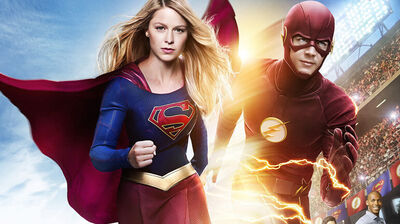 Five Awesome Things About the 'Supergirl' and 'The Flash' Crossover