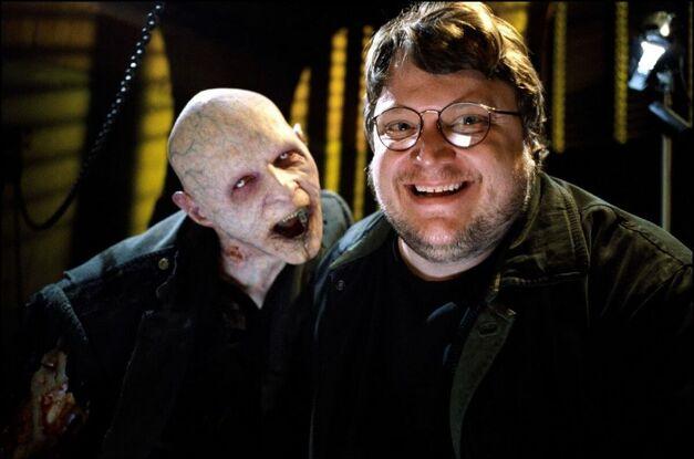 Guillermo del Toro Zombie Film