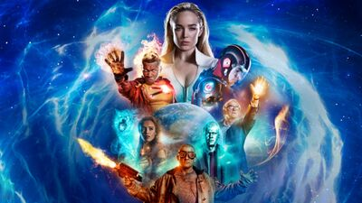 New 'Legends of Tomorrow' Trailer Features Grodd, Vampires & More Dominators