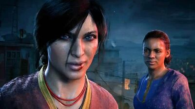 New 'Uncharted: The Lost Legacy' Trailer Looks Epic, Confirms Release Date