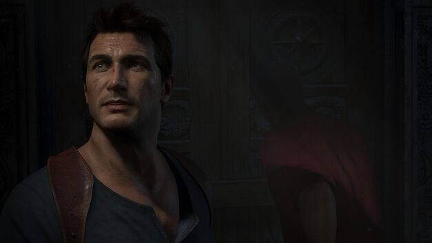 Nathan Drake Uncharted 4 Splash