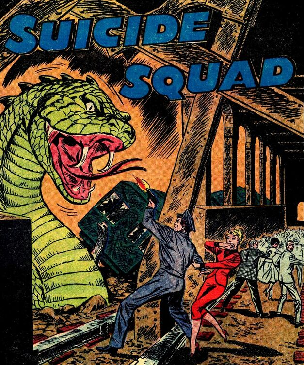 Robert Kanigher Suicide Squad