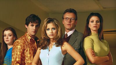 Buffy Retrospective: Faith and Giles
