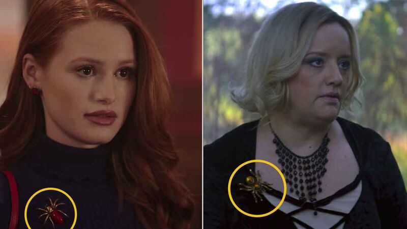 There S A Magical Clue About Cheryl Blossom In Chilling