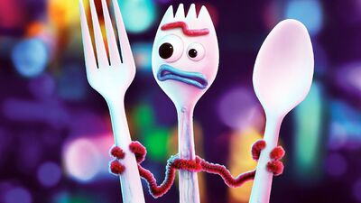 Why Forky from 'Toy Story 4' Is The Ultimate Millennial